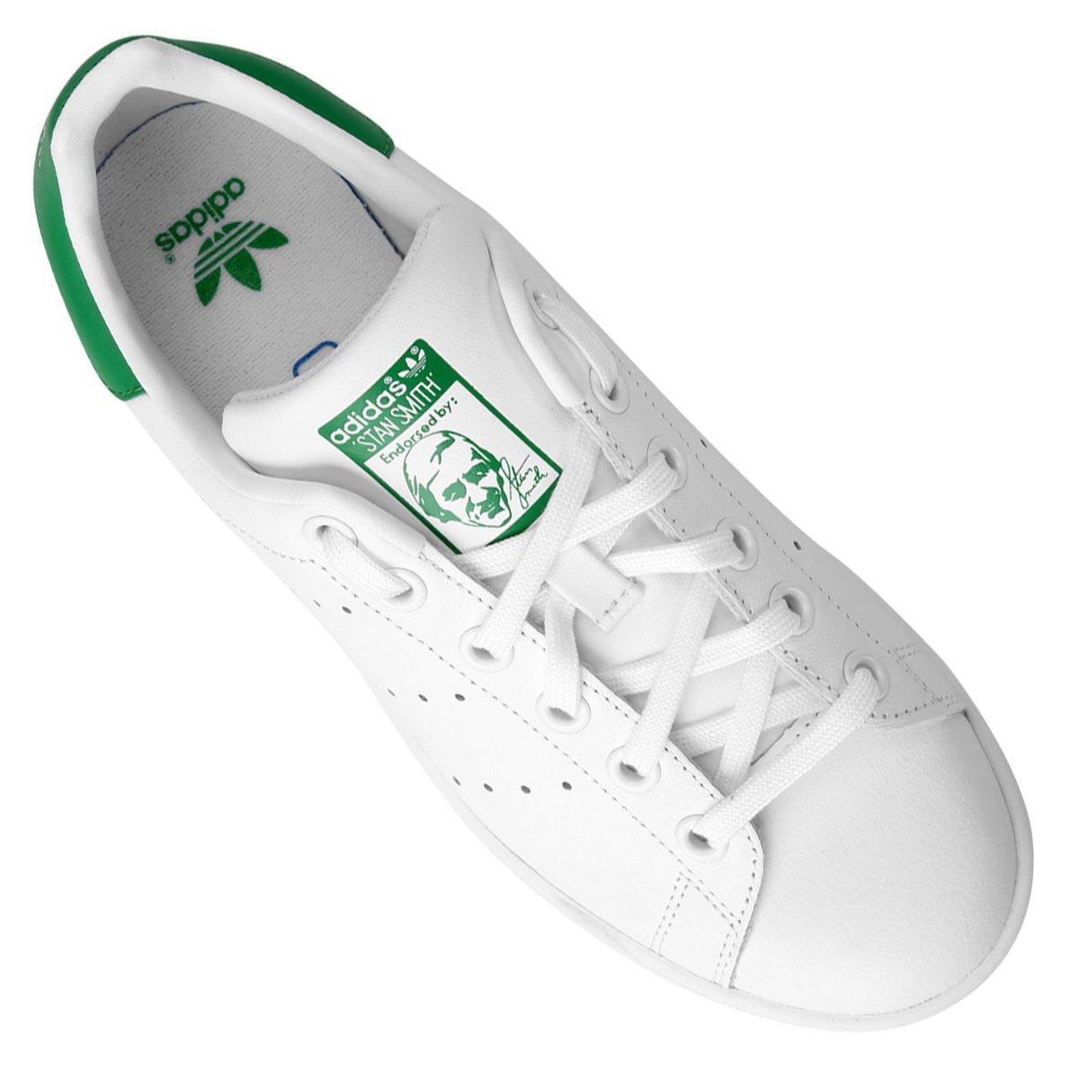 Tênis Infantil Adidas Stan Smith - Compre Agora  2f4e4ae6b4d48