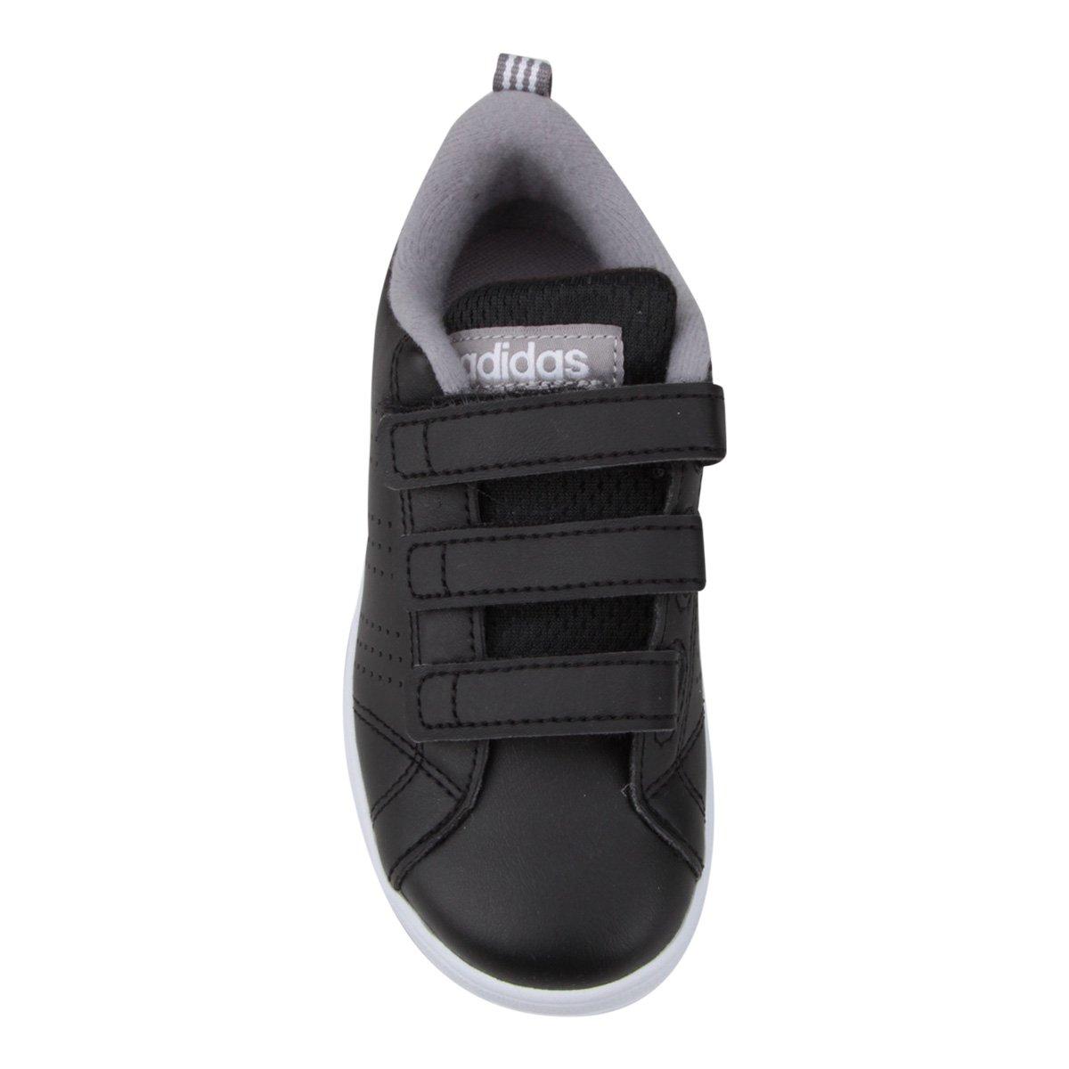 e5e60fdf74 Tênis Infantil Adidas Vs Advantage Clean C - Preto - Compre Agora ...