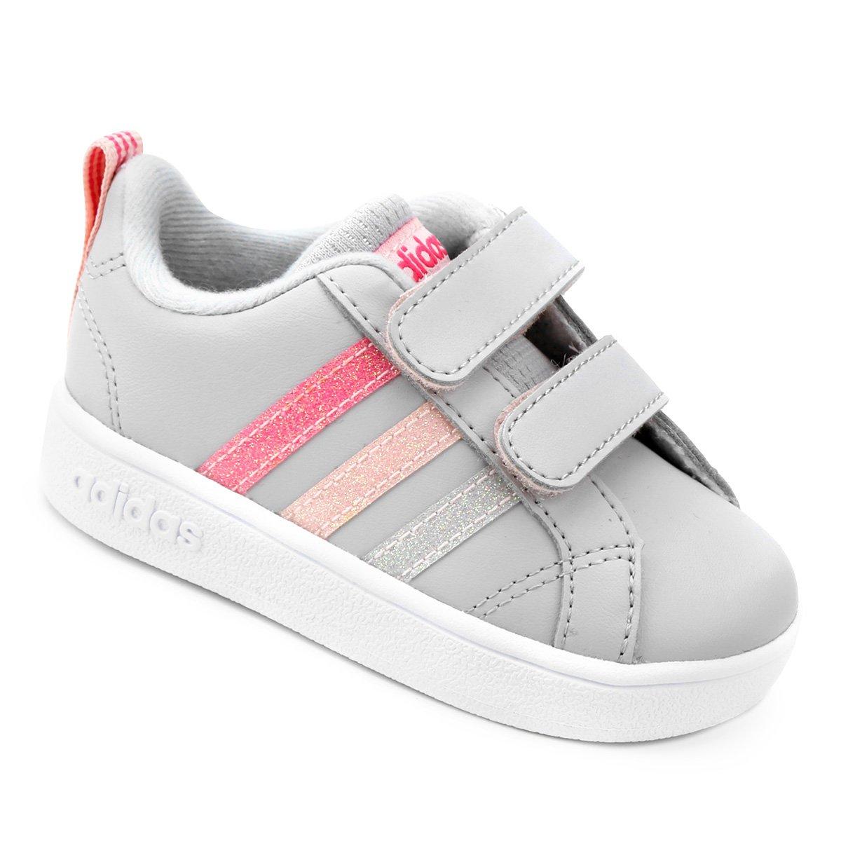 3752e753ea Tênis Infantil Adidas Vs Advantage Cmf - Compre Agora