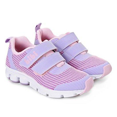 Tênis Infantil Bibi Velcro Feminino