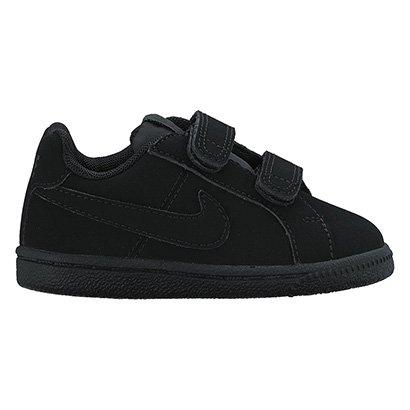 Tênis Infantil Couro Nike Court Royale
