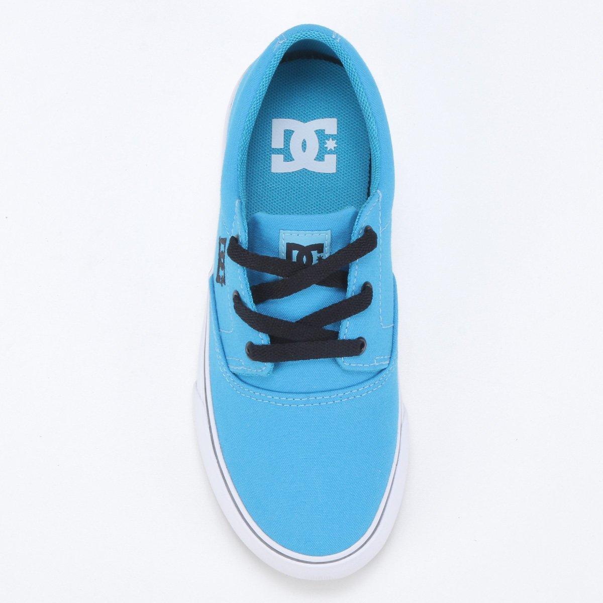 901292bb26 Tênis Infantil DC Shoes Flash 2 Tx La Masculino - Azul - Compre ...