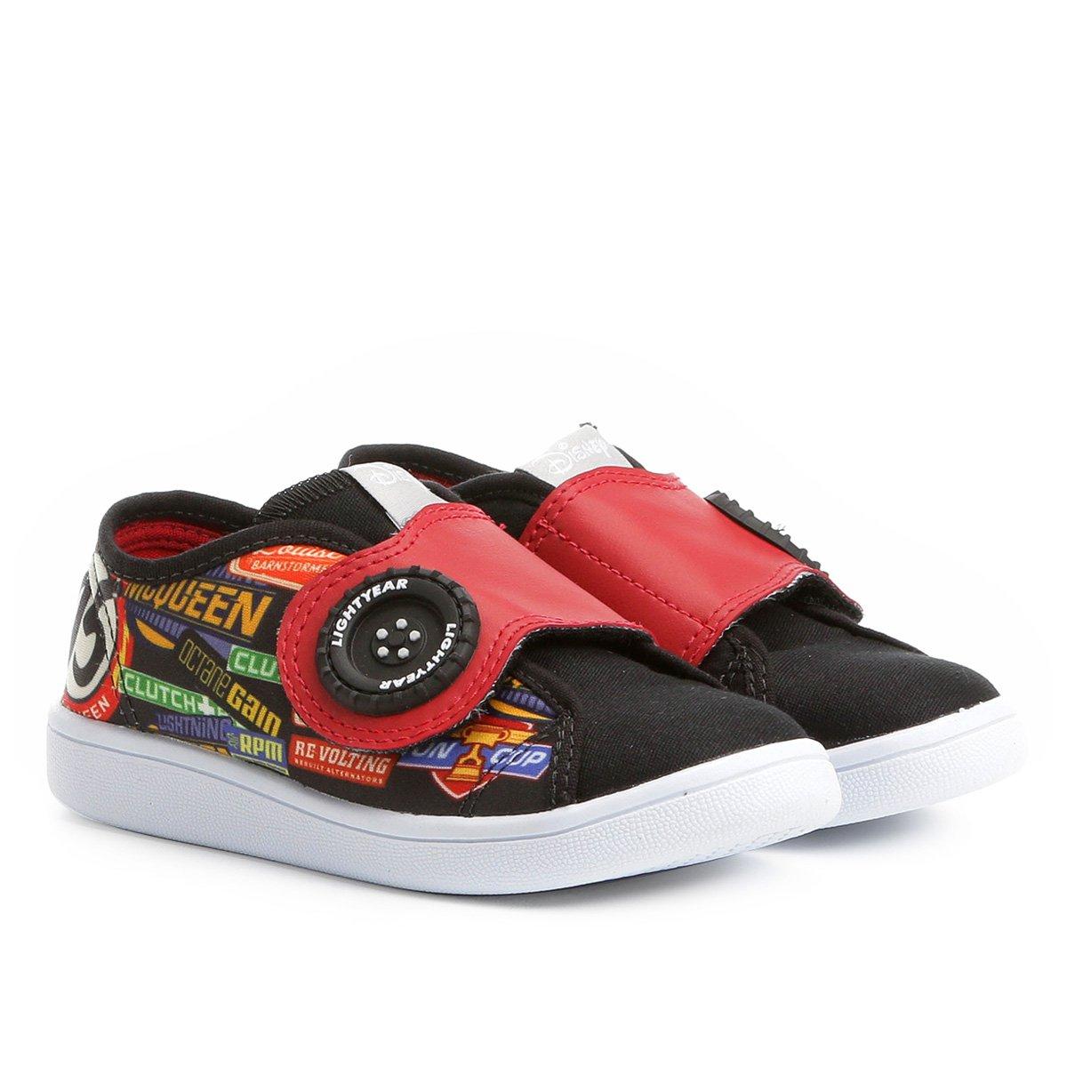 Tênis Infantil Diversão Carros Masculino - Compre Agora  49e824724c727