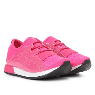 Tênis Infantil Joy'S Jogging Calce Fácil Feminino