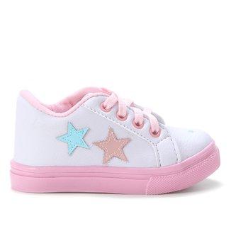 Tênis Infantil Kurz Star Girl Feminino