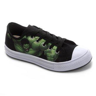 Tênis Infantil Marvel Hulk Masculino