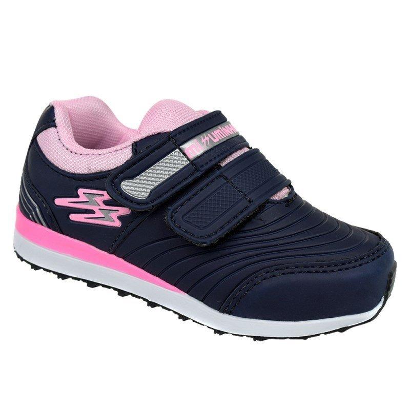 Tênis Azul Mizzuminho Rosa Velcros Velcros Tênis e Infantil Mizzuminho Infantil Cqw7wvF