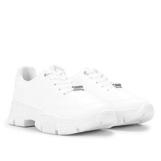 Tênis Infantil Molekinha Chunky Sneakers Feminino