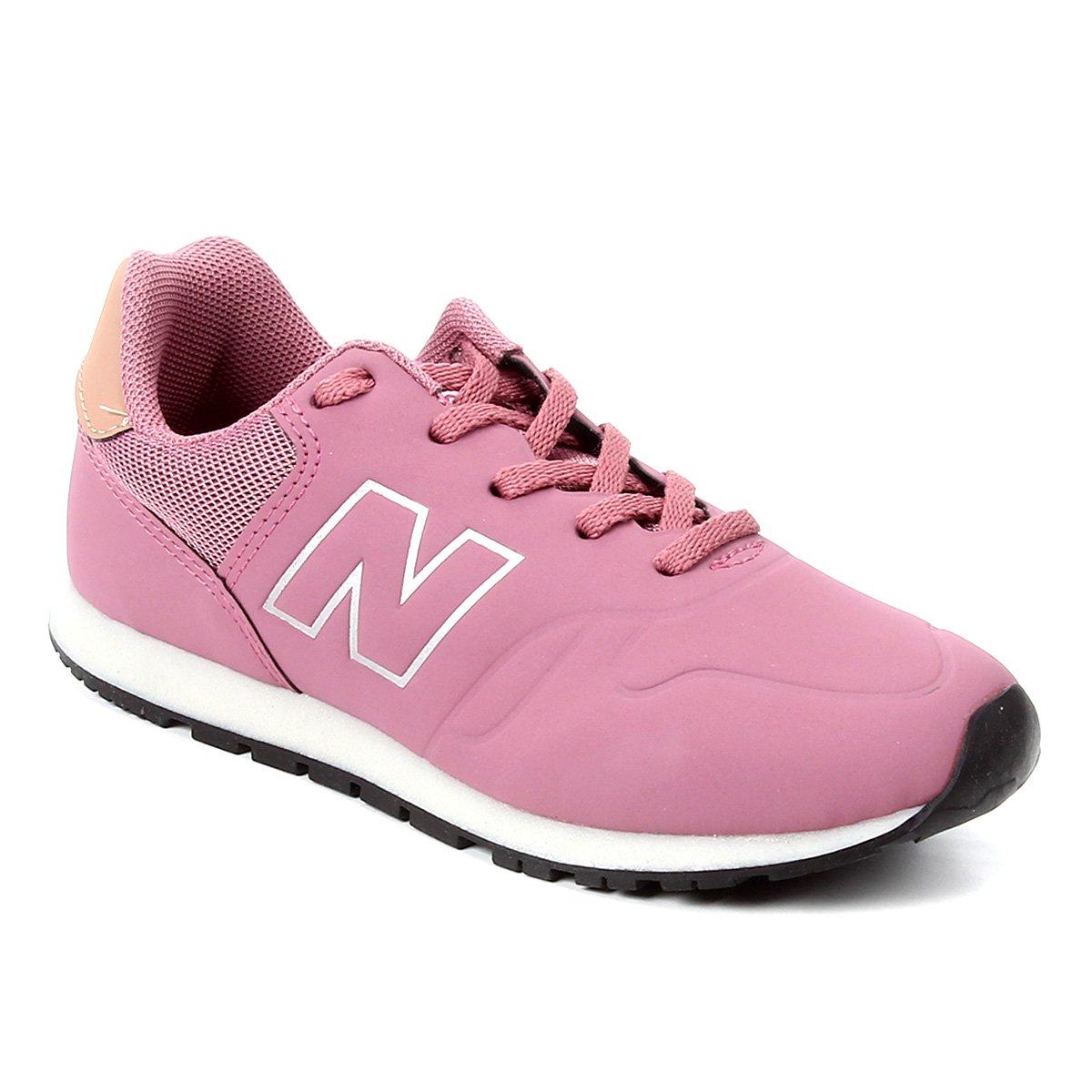 new balance infantil rosa