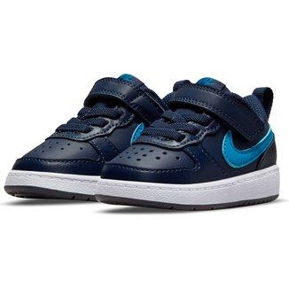 Tênis Infantil Nike Court Borough Low 2 TDV