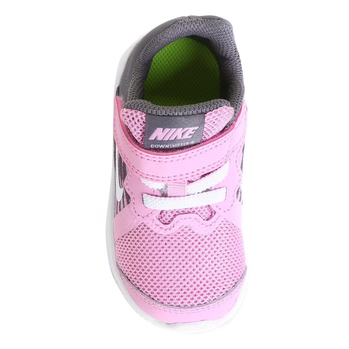 Tênis Infantil Nike Downshifter 8 Gtv Com Velcro Feminino