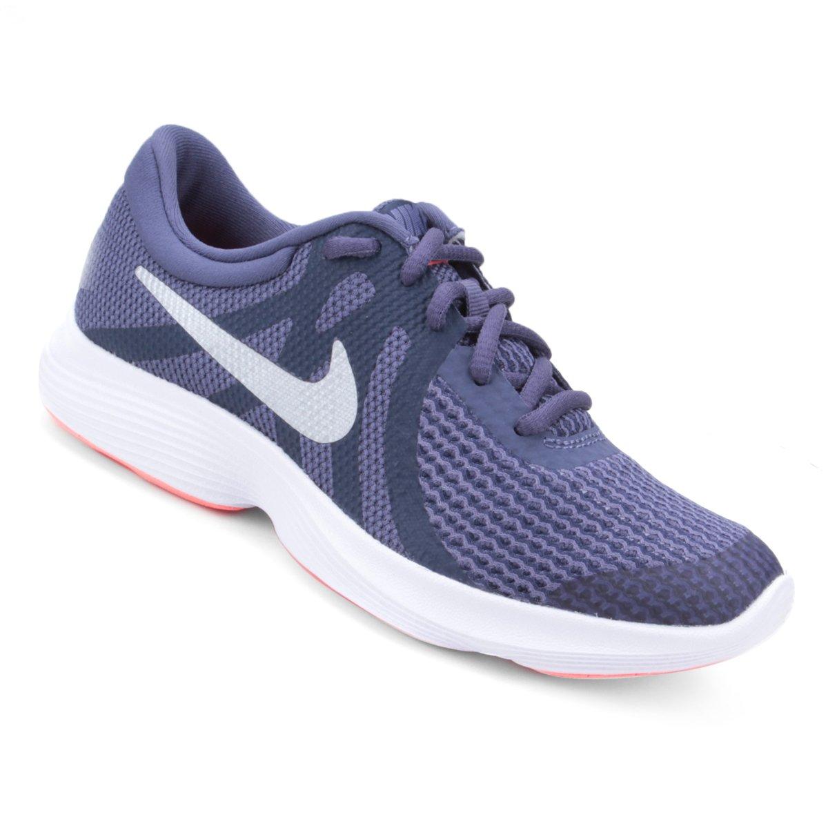 0d52c3b35 Tênis Infantil Masculino Nike Revolution 4 Masculino Infantil Compre Agora  b7e195
