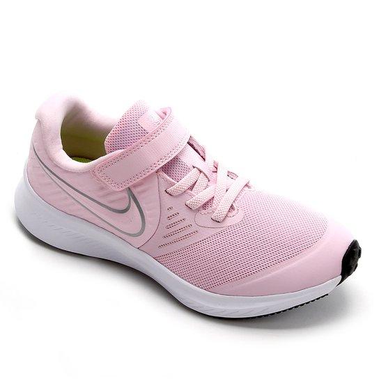 escanear mi perdonado  Tênis Infantil Nike Star Runner 2 Psv Masculino - Rosa   Zattini