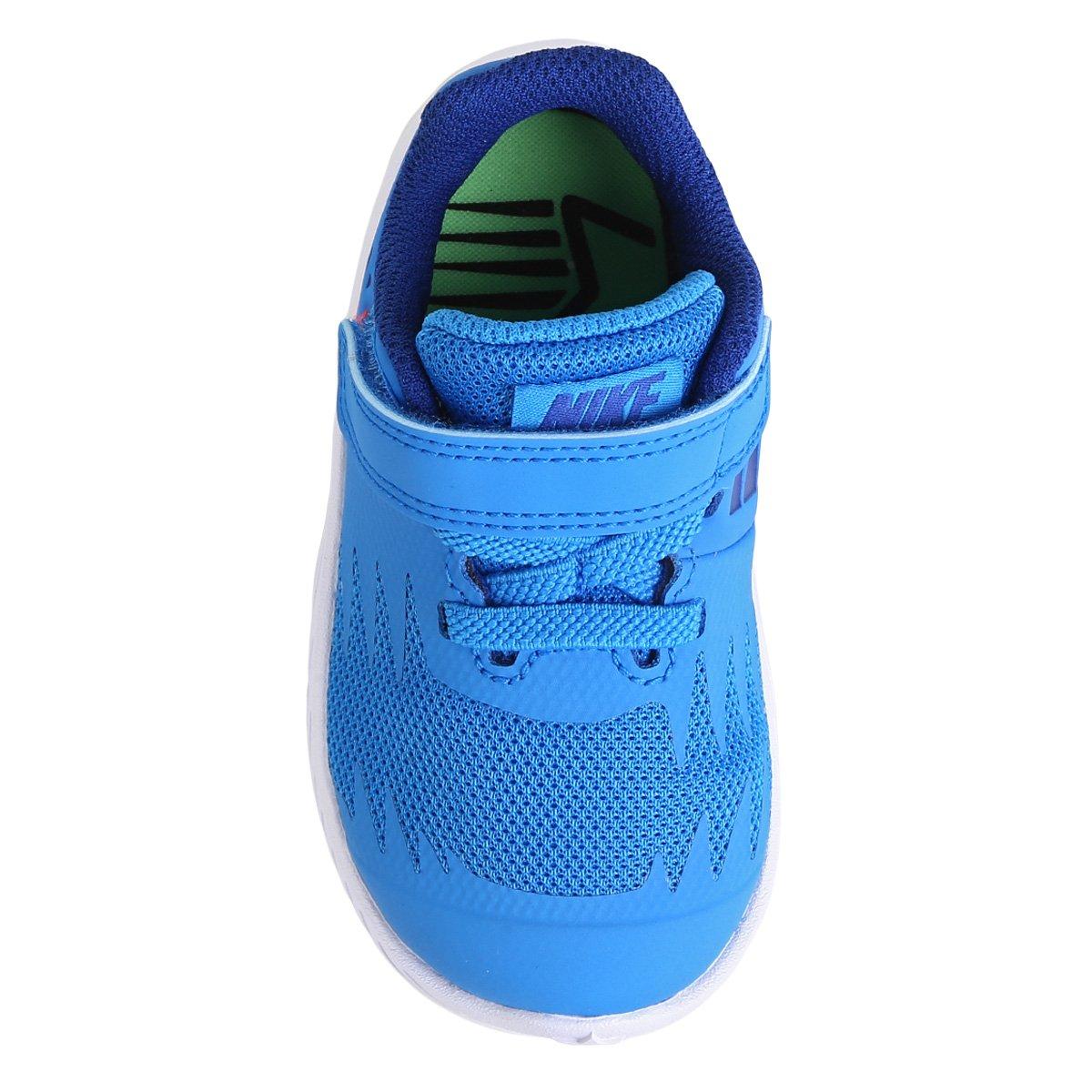 Tênis Infantil Nike Star Runner - Azul e Branco - Compre Agora  c8d2fa7008149