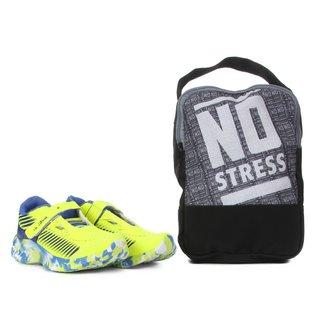 Tênis Infantil No Stress NO 910