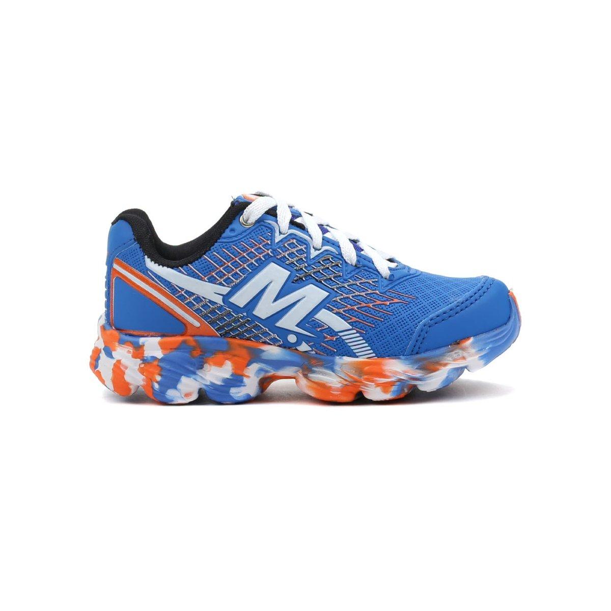43c6a5f6634 Tênis Infantil Para Menino Azul - Compre Agora