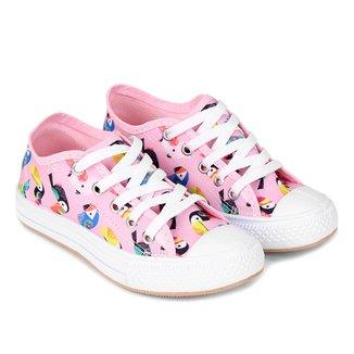 Tênis Infantil Shoestock Estampado Feminino
