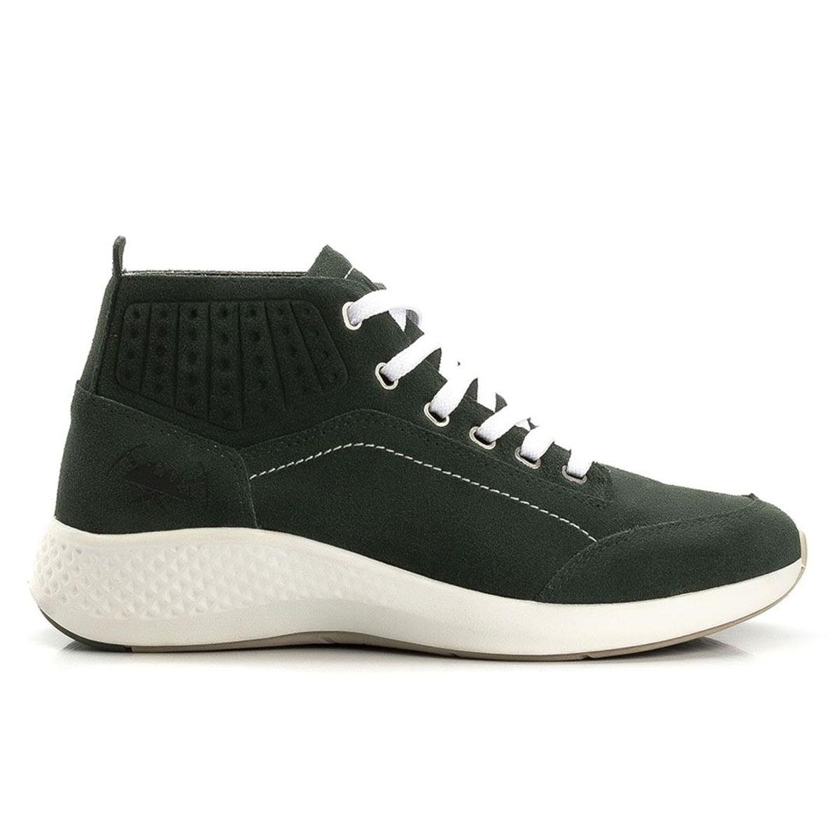 Tênis Jhon Boots Sneakers Masculino - Verde