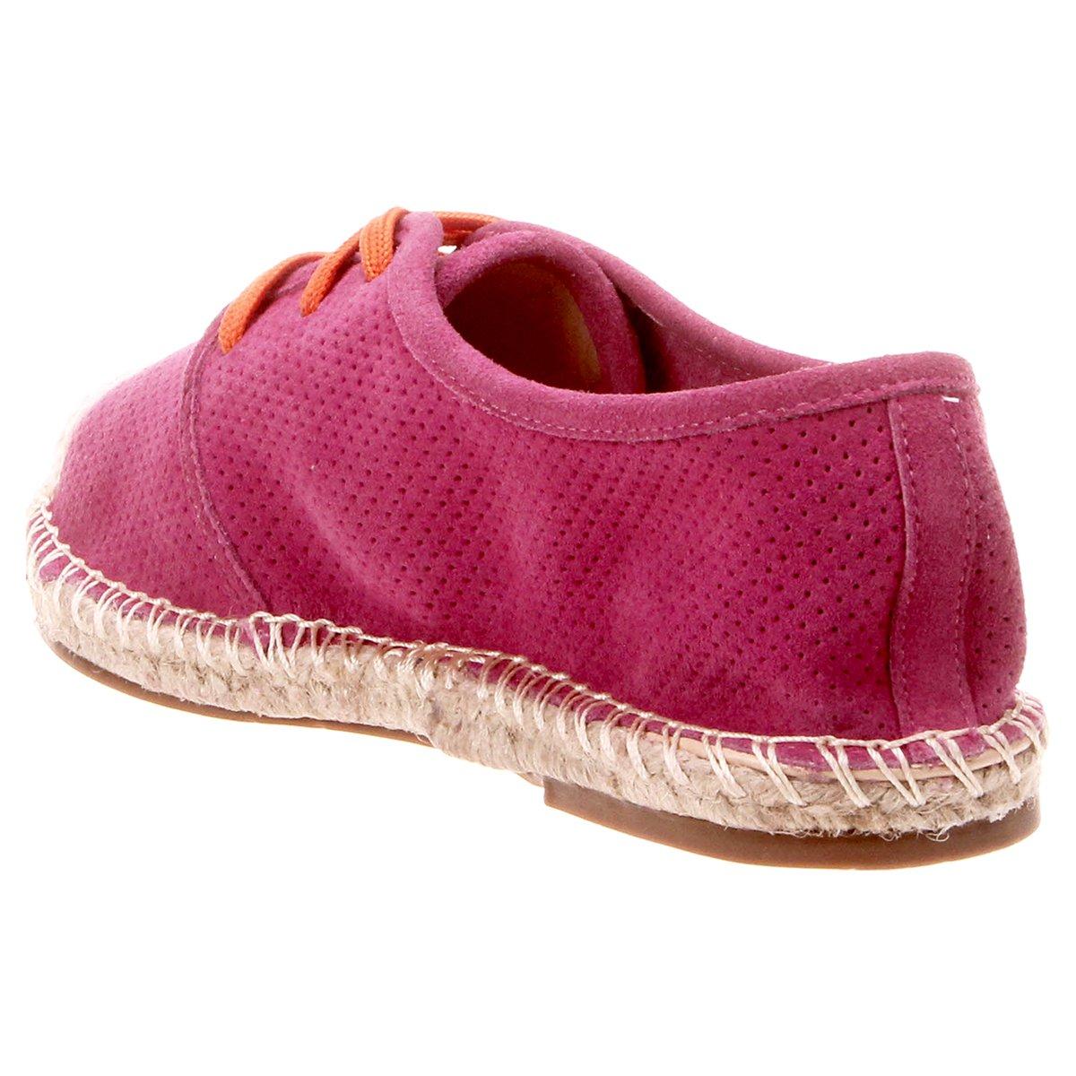 Tênis Lilly's Closet Corda Furinhos - Pink