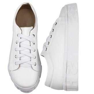 Tênis Lumiss Casual Shoes Confort Feminino