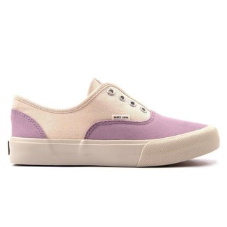 Tênis Mary Jane Venice No Laces Cotton Clube Feminino