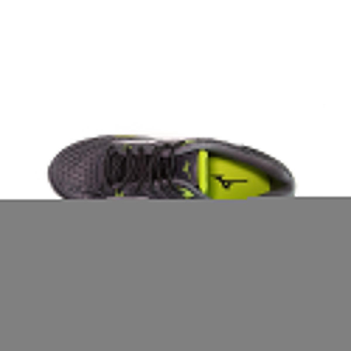Tênis Mizuno Iron 2 Masculino - Grafite e Verde - Compre Agora  c3cb98071db41