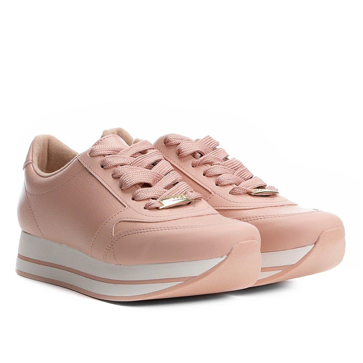 31a339b78140d Tênis Moleca Jogging Feminino - Rosa - Compre Agora   Zattini