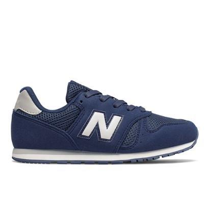 new balance 500 azzurre