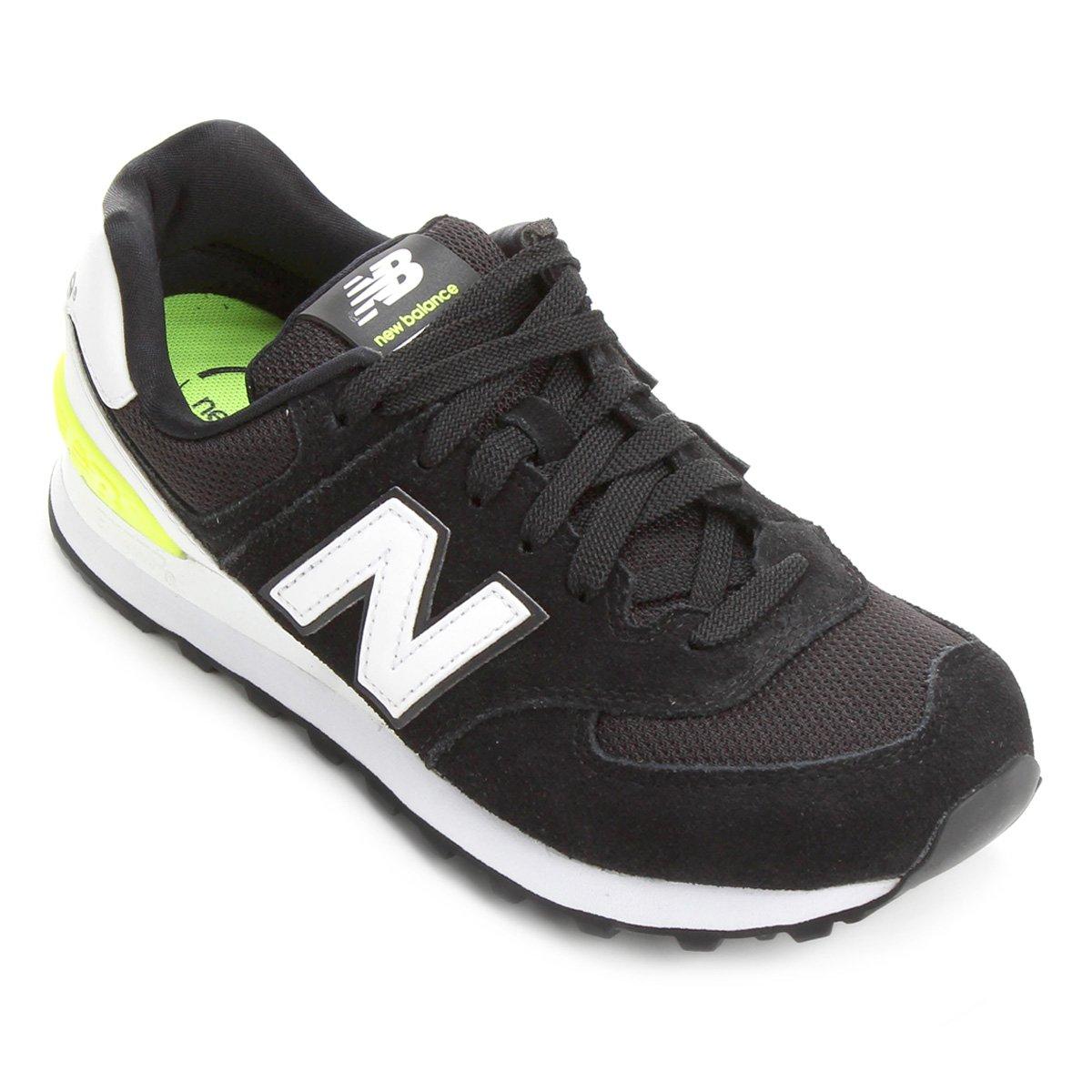 80bcf3e3fdc Tênis New Balance 574 Feminino - Compre Agora
