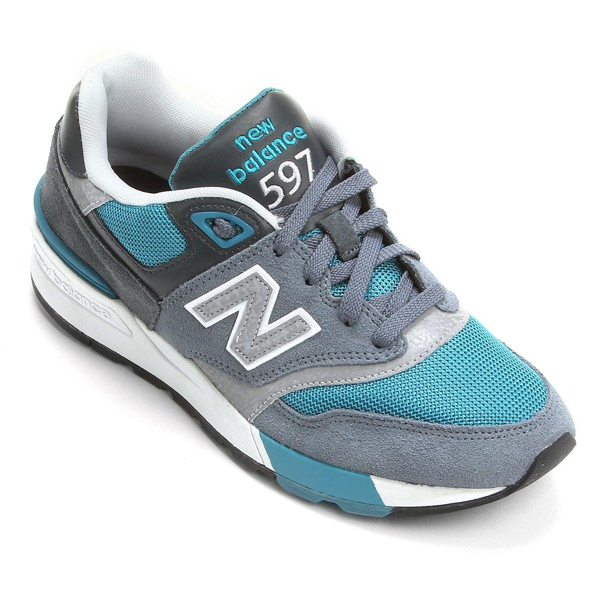 8e4b4d7360 Tênis New Balance 597 - Compre Agora