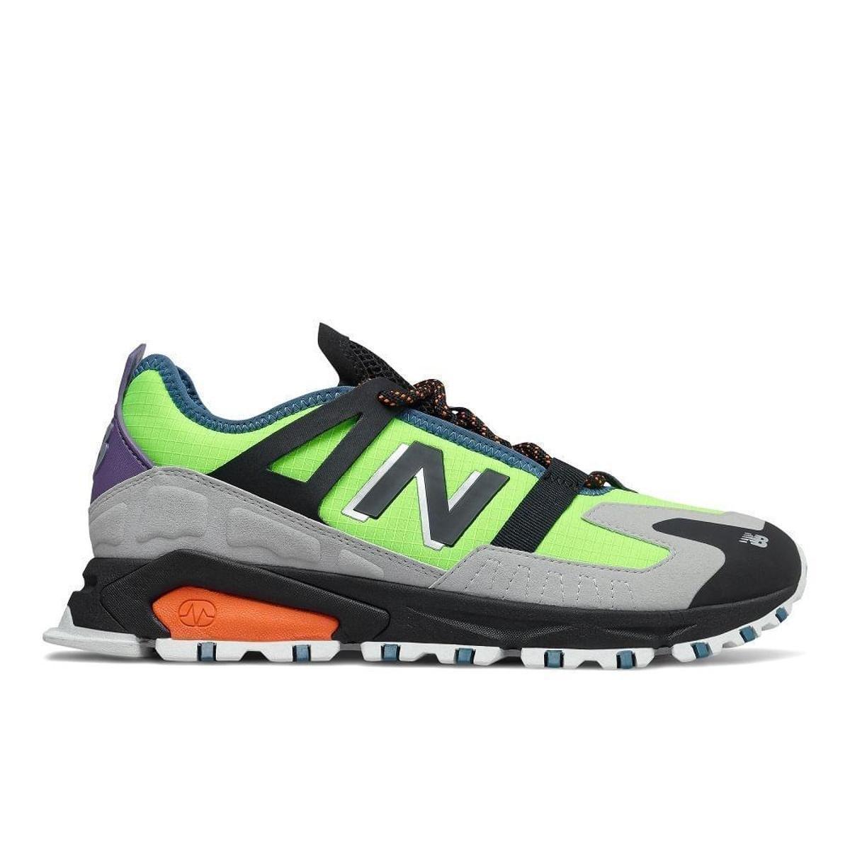 Tênis New Balance Verde - Compre Já   Zattini