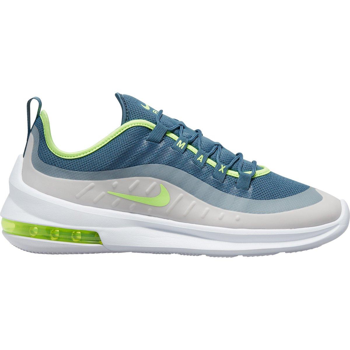 tenis nike air max feminino branco e verde