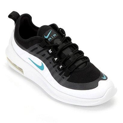 Tênis Nike Air Max Axis Masculino Preto e Azul | Zattini