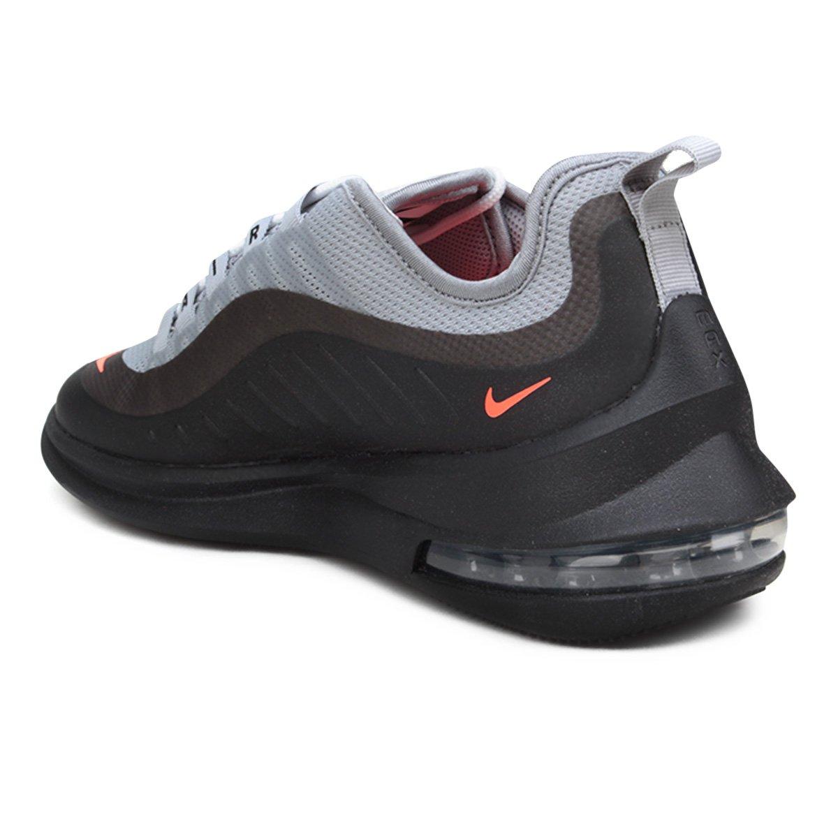 Tênis Nike Air Max Axis - Cinza e Preto - Compre Agora Zattini  0acff4d37903b8  Tênis Nike Air Max Advantage Feminino ... 302d98d7f0