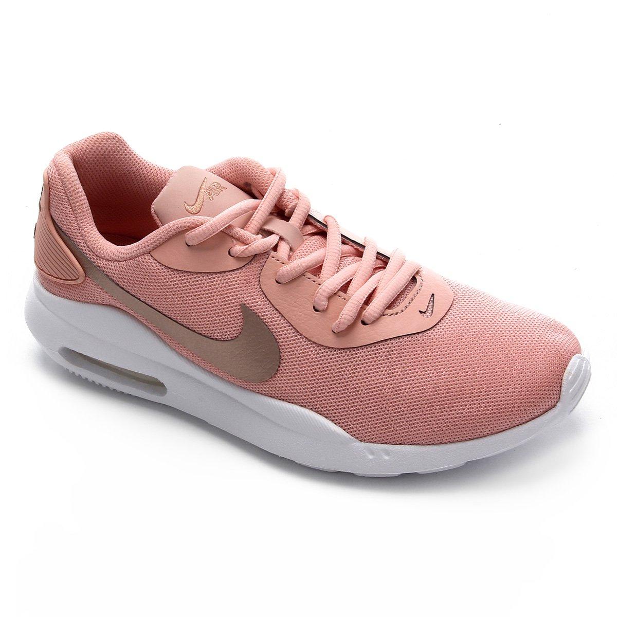 Tênis Nike Air Max Oketo Feminino Rosa