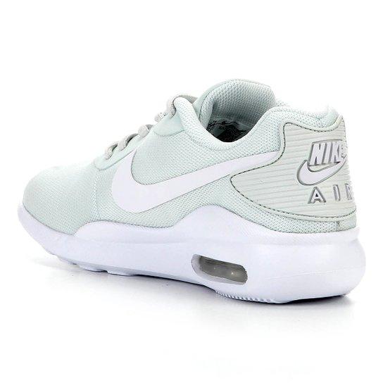 Tênis Nike Air Max Oketo Feminino Azul E Branco
