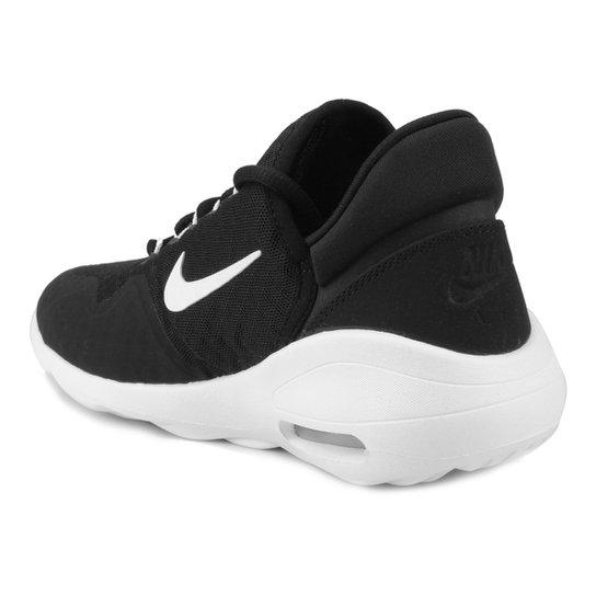 Tênis Nike Air Max Sasha Feminino Branco E Preto