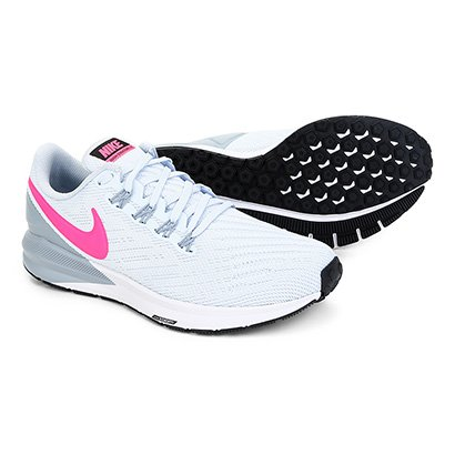 Tênis Nike Air Zoom Structure 22 Feminino-Feminino