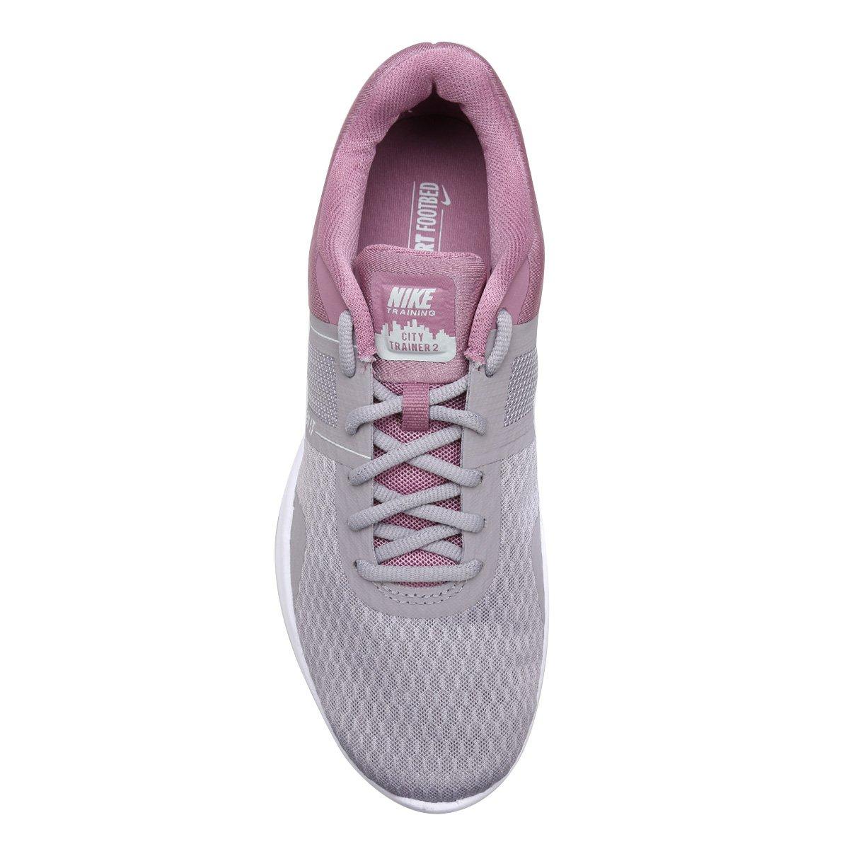 c017194932 Tênis Nike City Trainer 2 Feminino - Rosa - Compre Agora