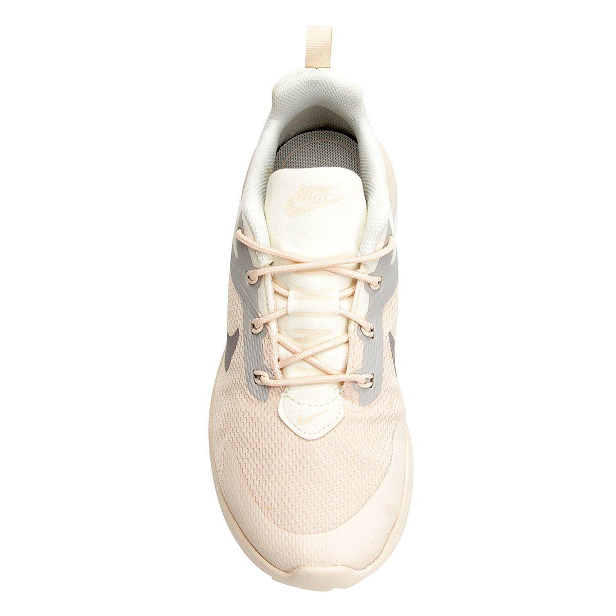 Tênis Nike CK Racer 2 - Bege - Compre Agora   Zattini 479bfa064f