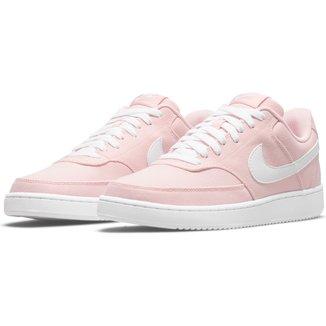 Tênis Nike Court Vision Low Canvas Feminino