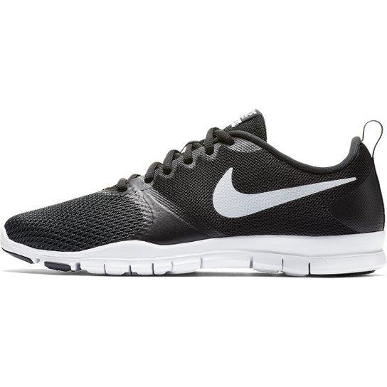 Tênis Nike Flex Essential Tr Feminino Preto E Branco