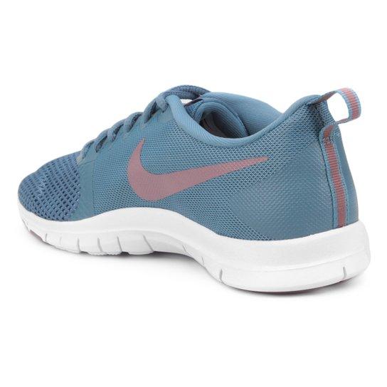 Tênis Nike Flex Essential Tr Feminino Verde E Bege