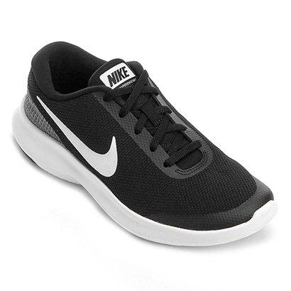 85425d2861f Tênis Nike Flex Experience RN 7 Feminino - Preto e Branco - Compre Agora