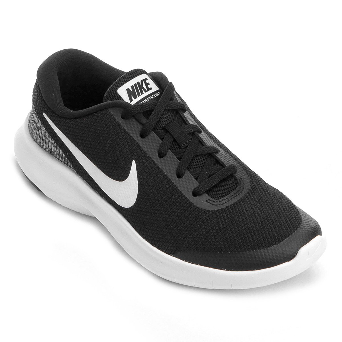 Tênis Nike Flex Experience Rn 7 Feminino Preto E Branco