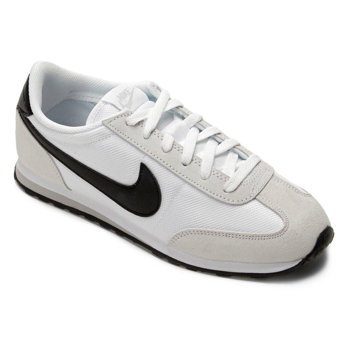 e1168ee85bb Tênis Nike Mach Runner Masculino - Branco e Cinza - Compre Agora ...