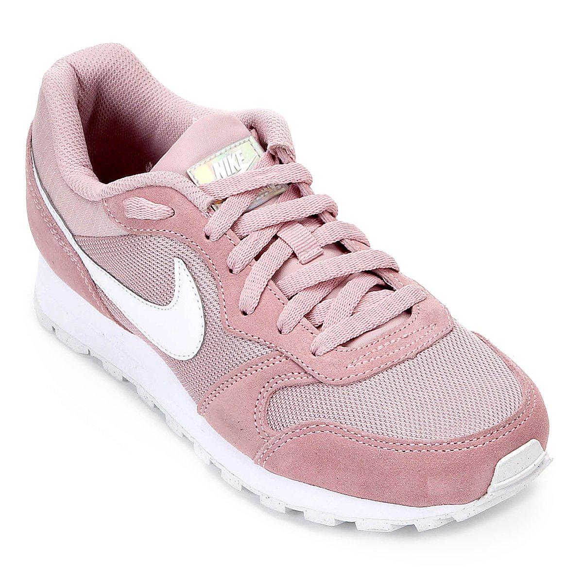 Tênis Nike Md Runner 2 Feminino - Rosa