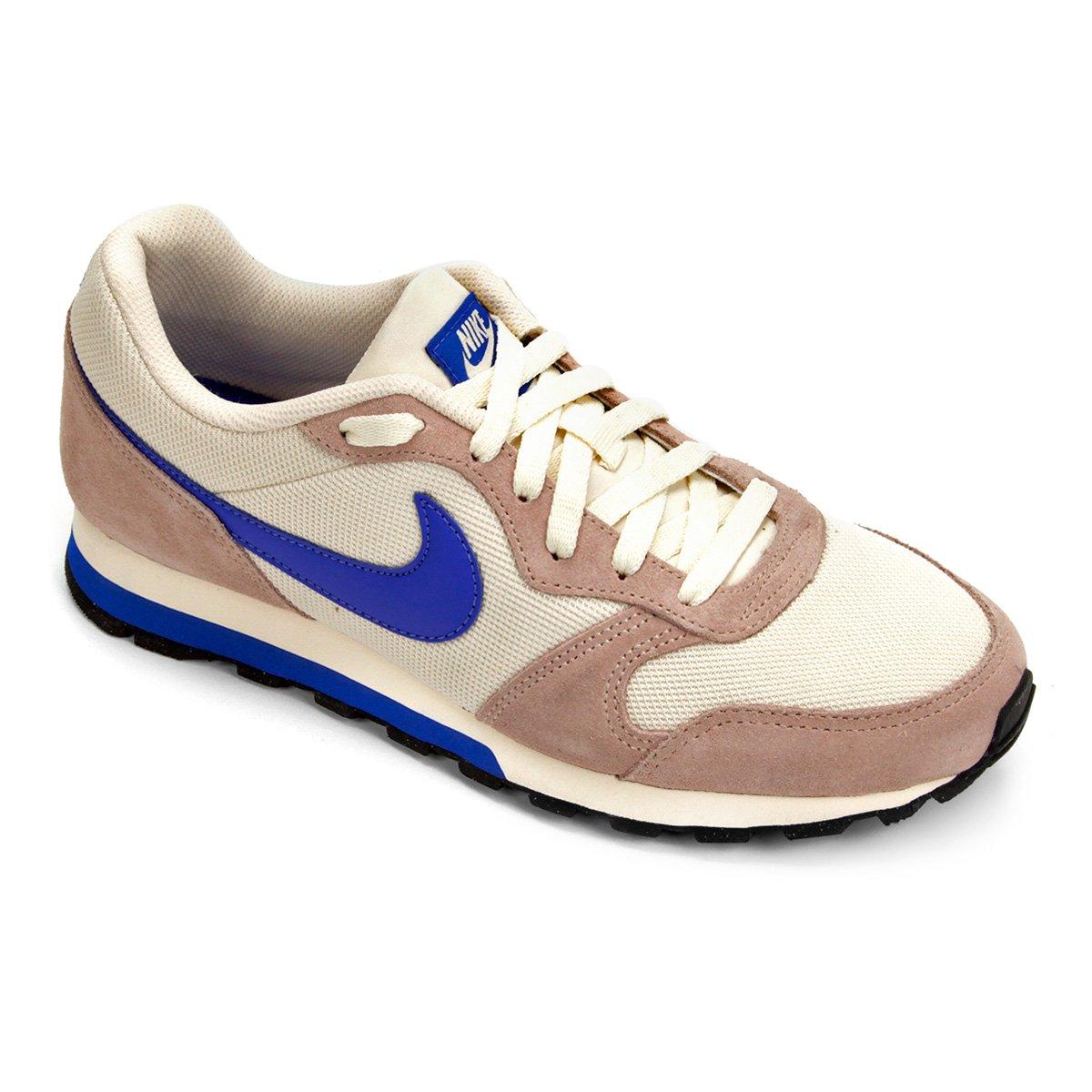 78cf09bf52 Tênis Nike Md Runner 2 Masculino - Azul Royal - Compre Agora