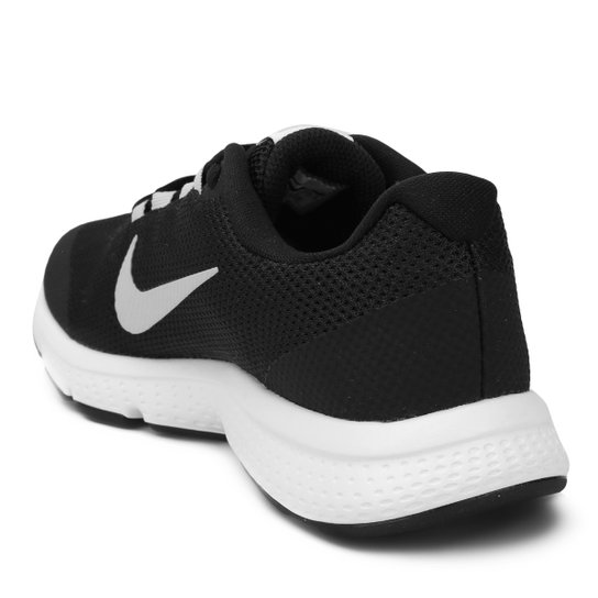 Tênis Nike Runallday Feminino Preto E Branco