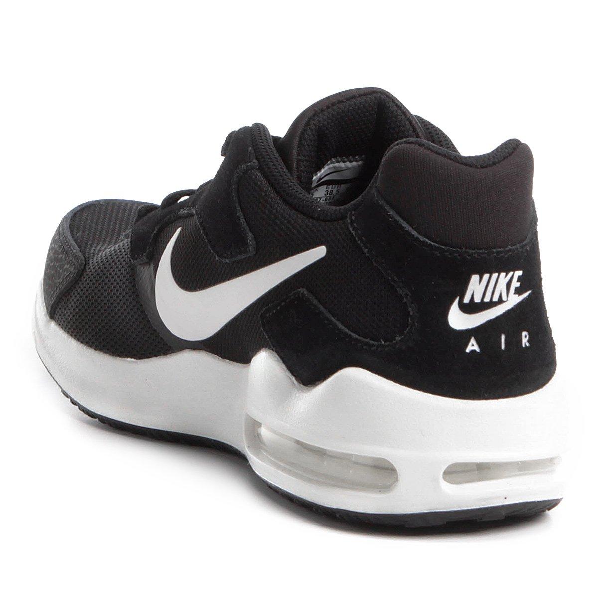 74a9213506 Tênis Nike Wmns Air Max Guile Feminino - Preto e Branco - Compre ...